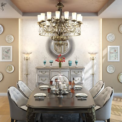 Mohsen hashemi dining room clsc 2