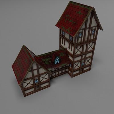 Thomas bokseth medieval house v2