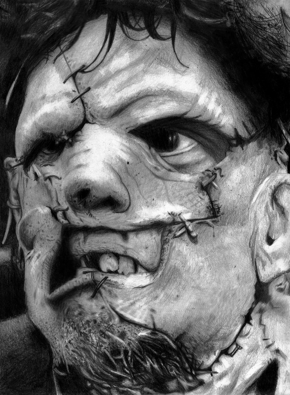 artstation leatherface jeff stanislawski