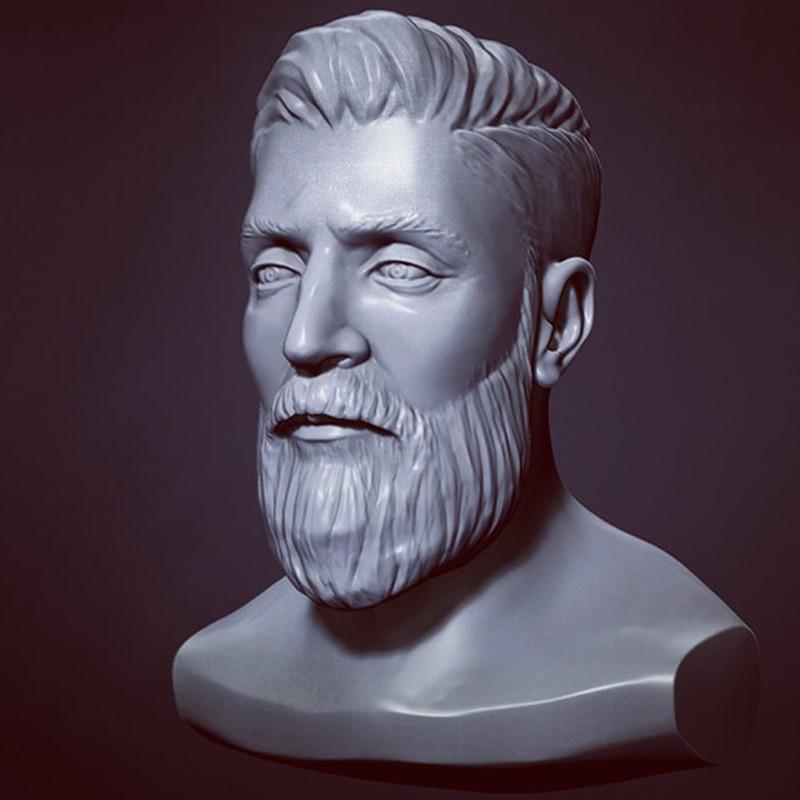 Jay susuico bearded man