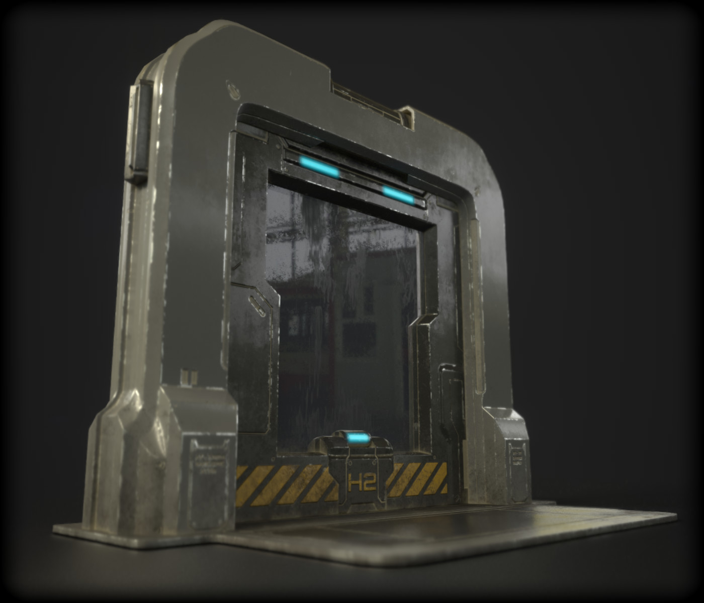 Substance Painter's iRay Render