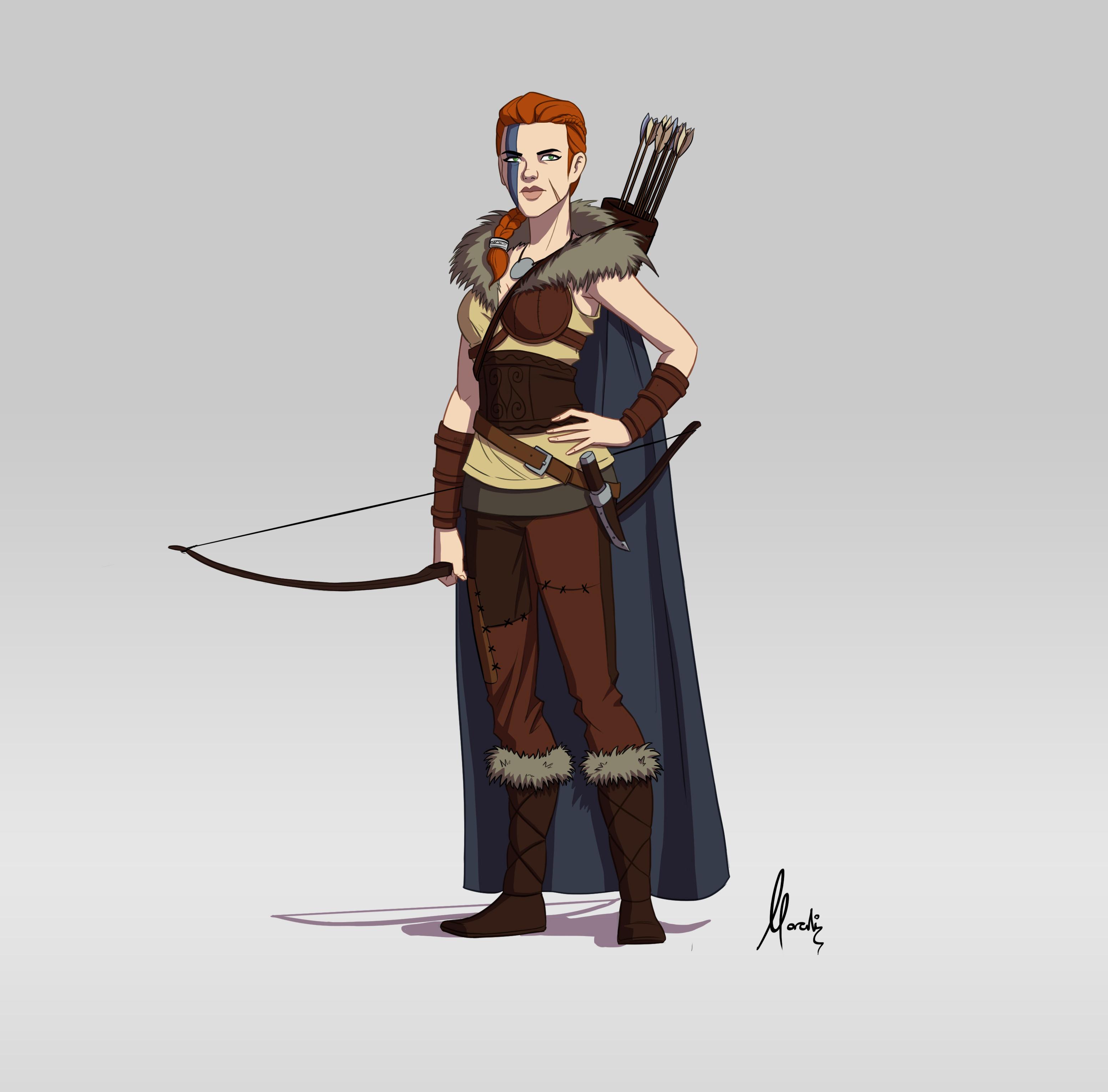 Runa: The archer