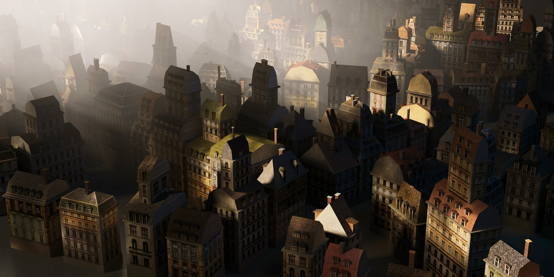 ArtStation - Architectural and environmental RnD and