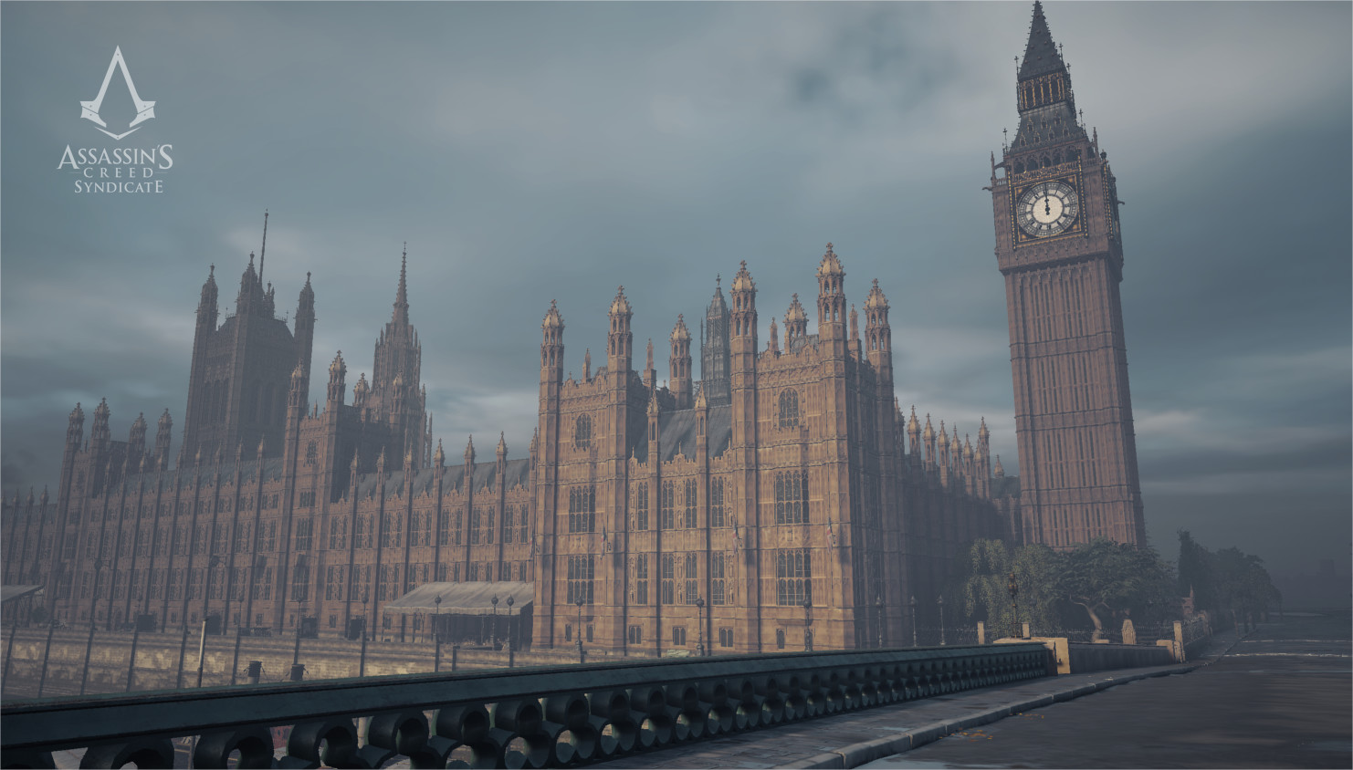 Artstation Westminster Palace In Assassin S Creed Syndicate