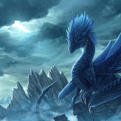 Robert crescenzio ceri talen dragon by robertcrescenzio dbtktnt