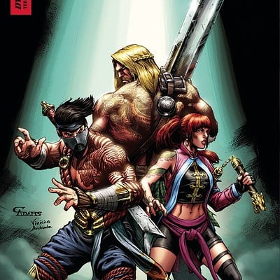 Cam adams killerinstinct 1 cover camadamscolors