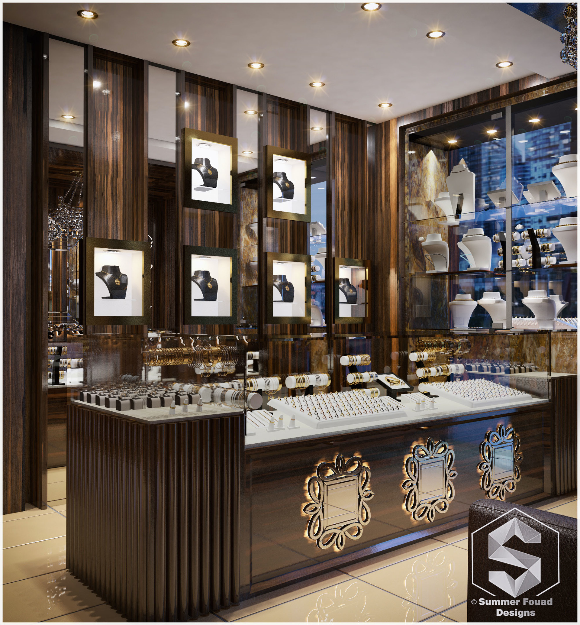 Summer fouad jewelry store