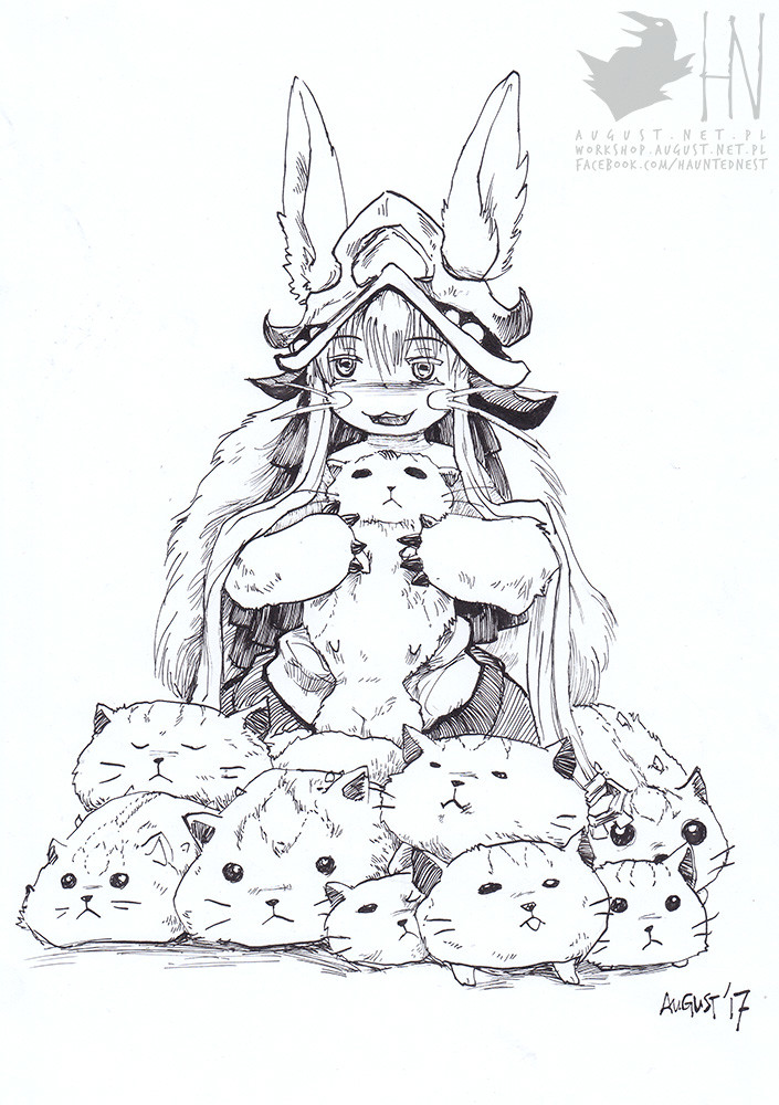 day 16 || Nanachi and Neritantans