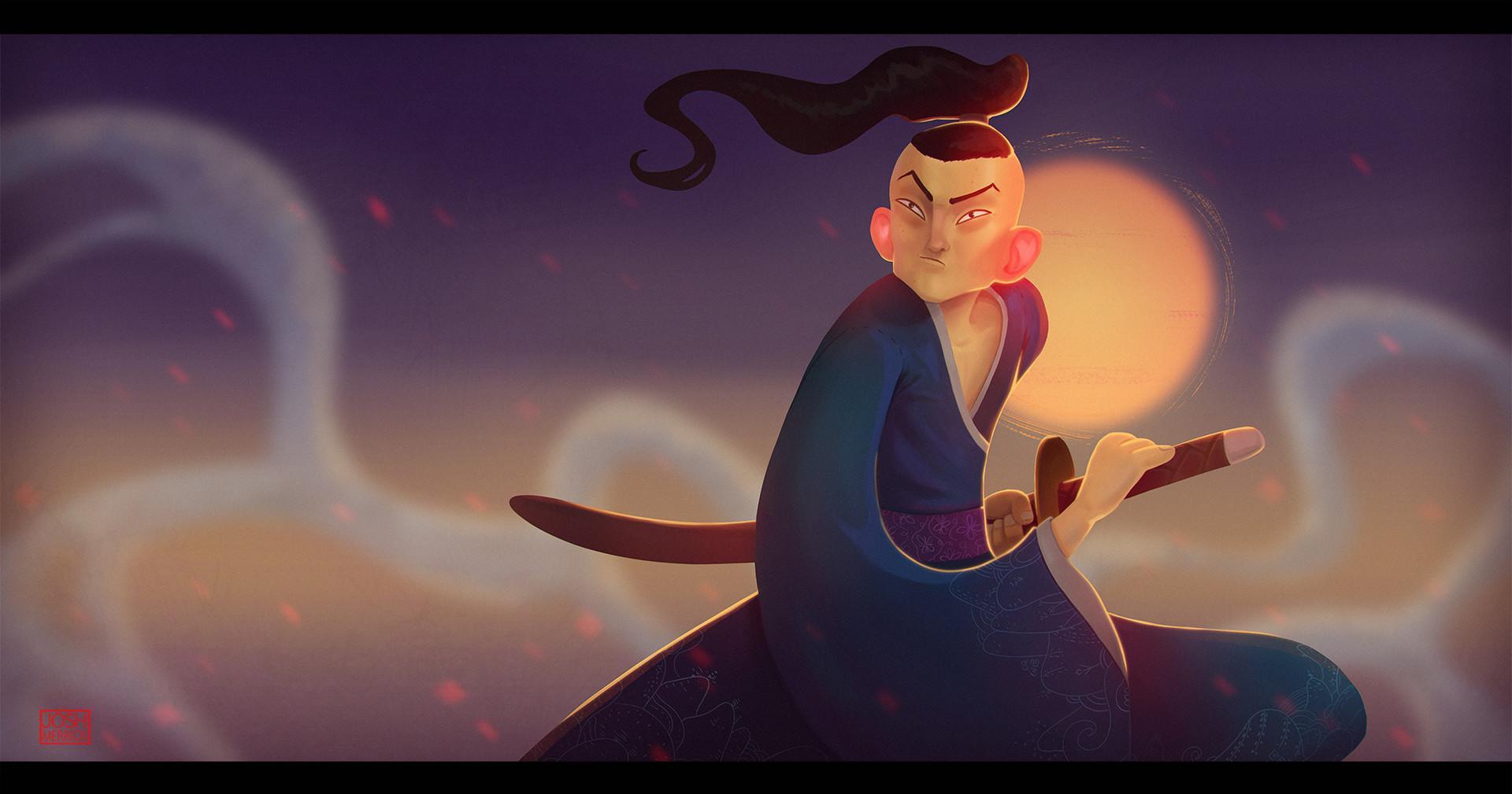 Josh merrick samurai3