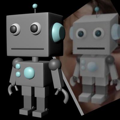 Joseph moniz robot001a