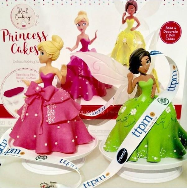 Princess Cakes Character Model by BAllen