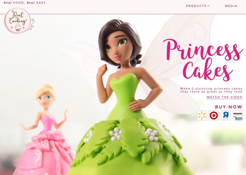 B allen princess cakes1 ballen 2017