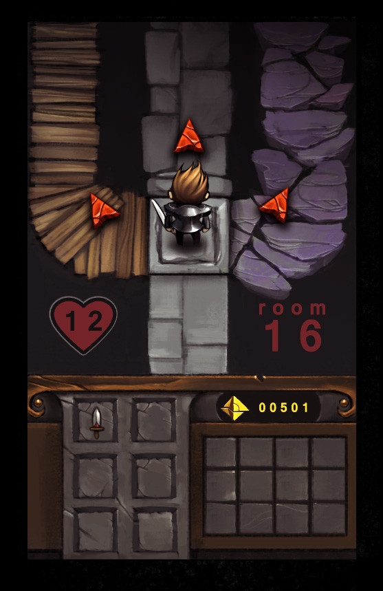 Erik ronnblom game dungeon