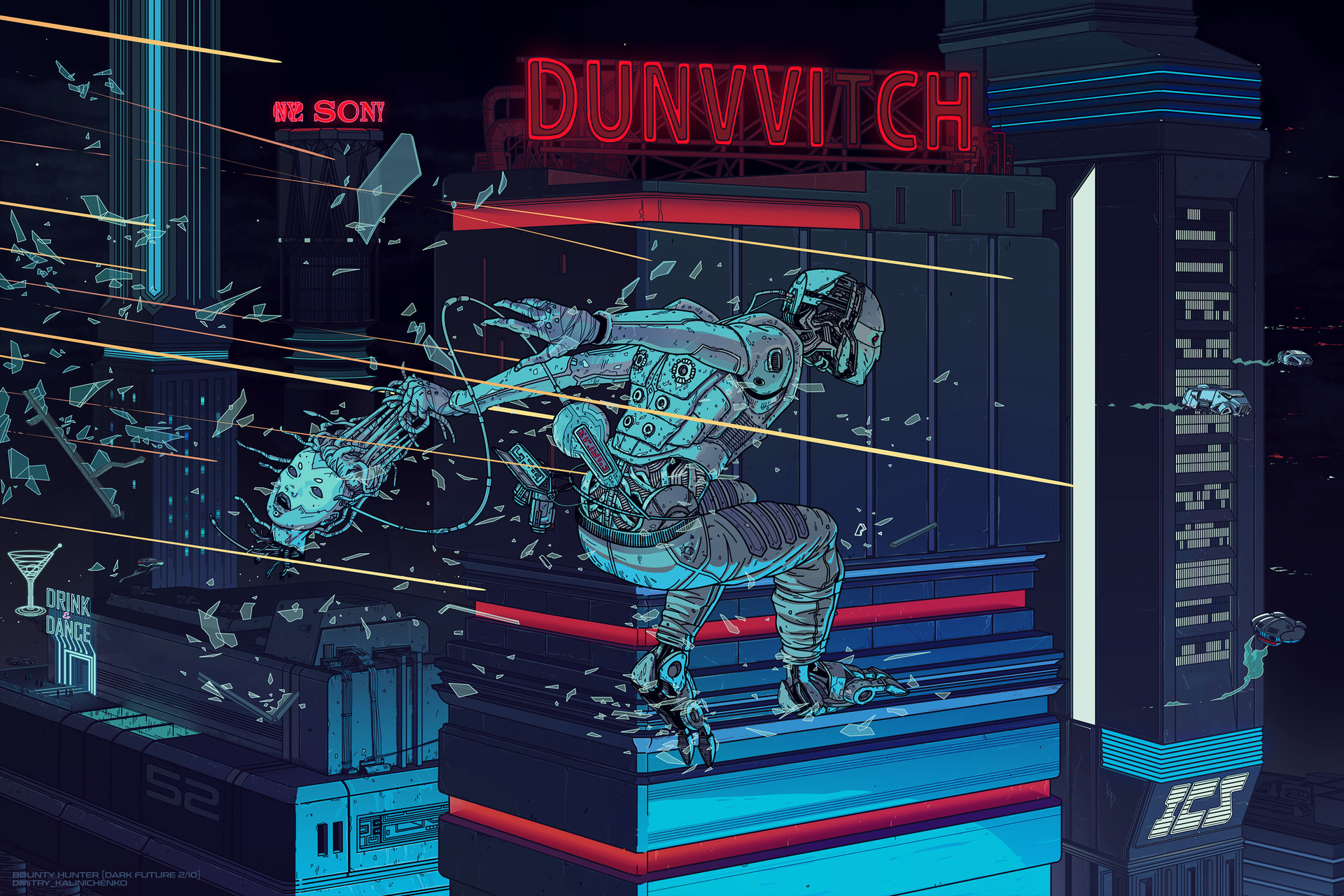 Dmitry kalinichenko dmitry kalinichenko bounty hunter