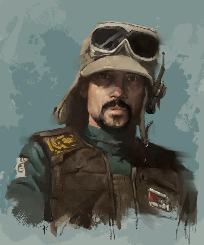 Sergeant Melshi