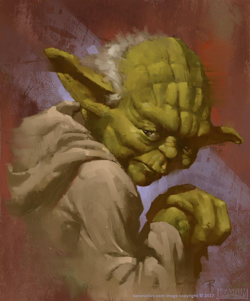 Yoda (duh!)