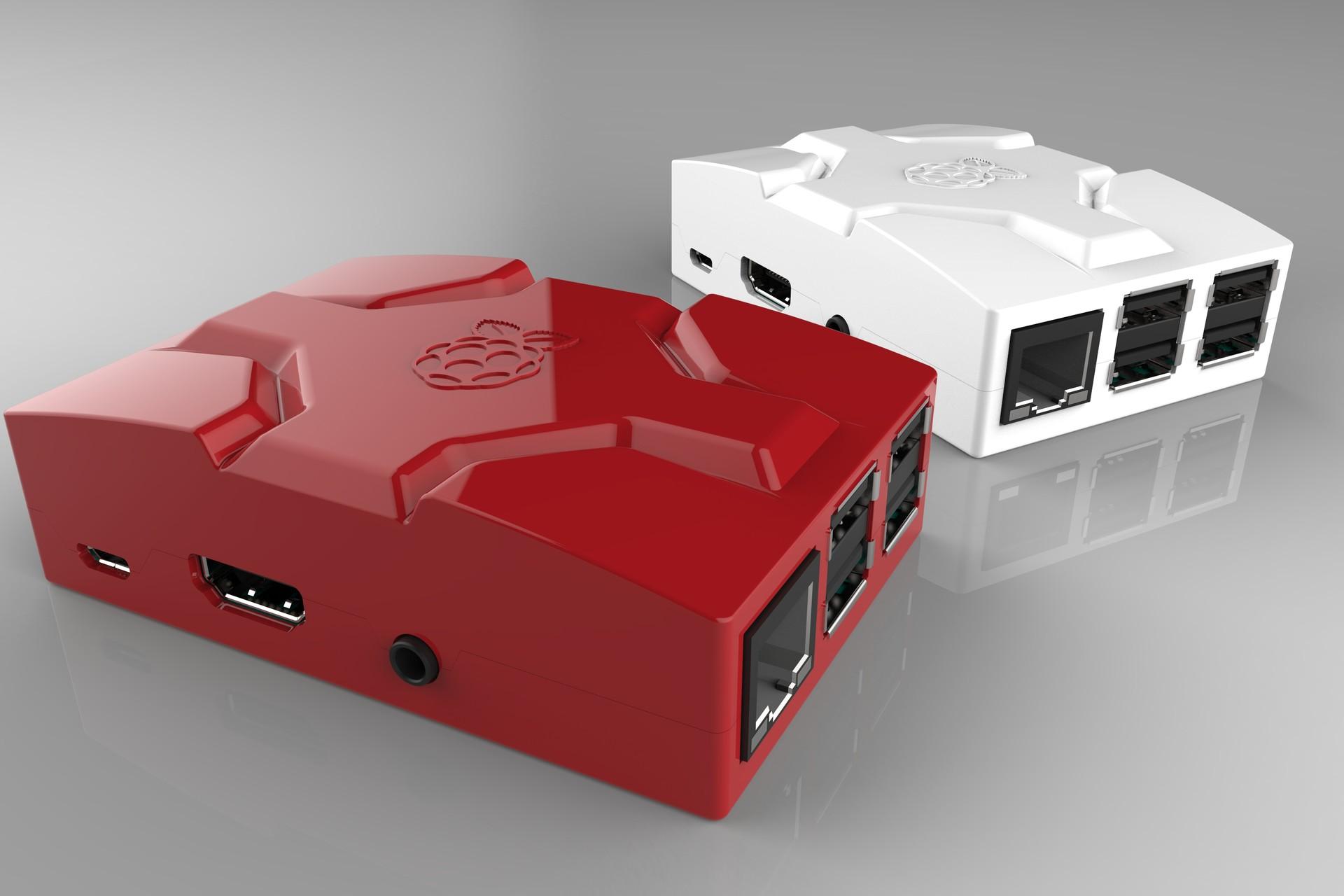Dmitrii Buriachek - PCB enclosure design Raspberry Pi B+
