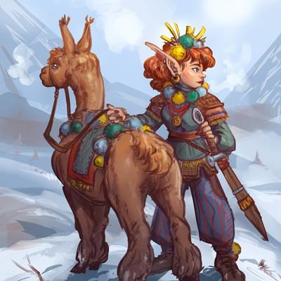 Alpaca Scout