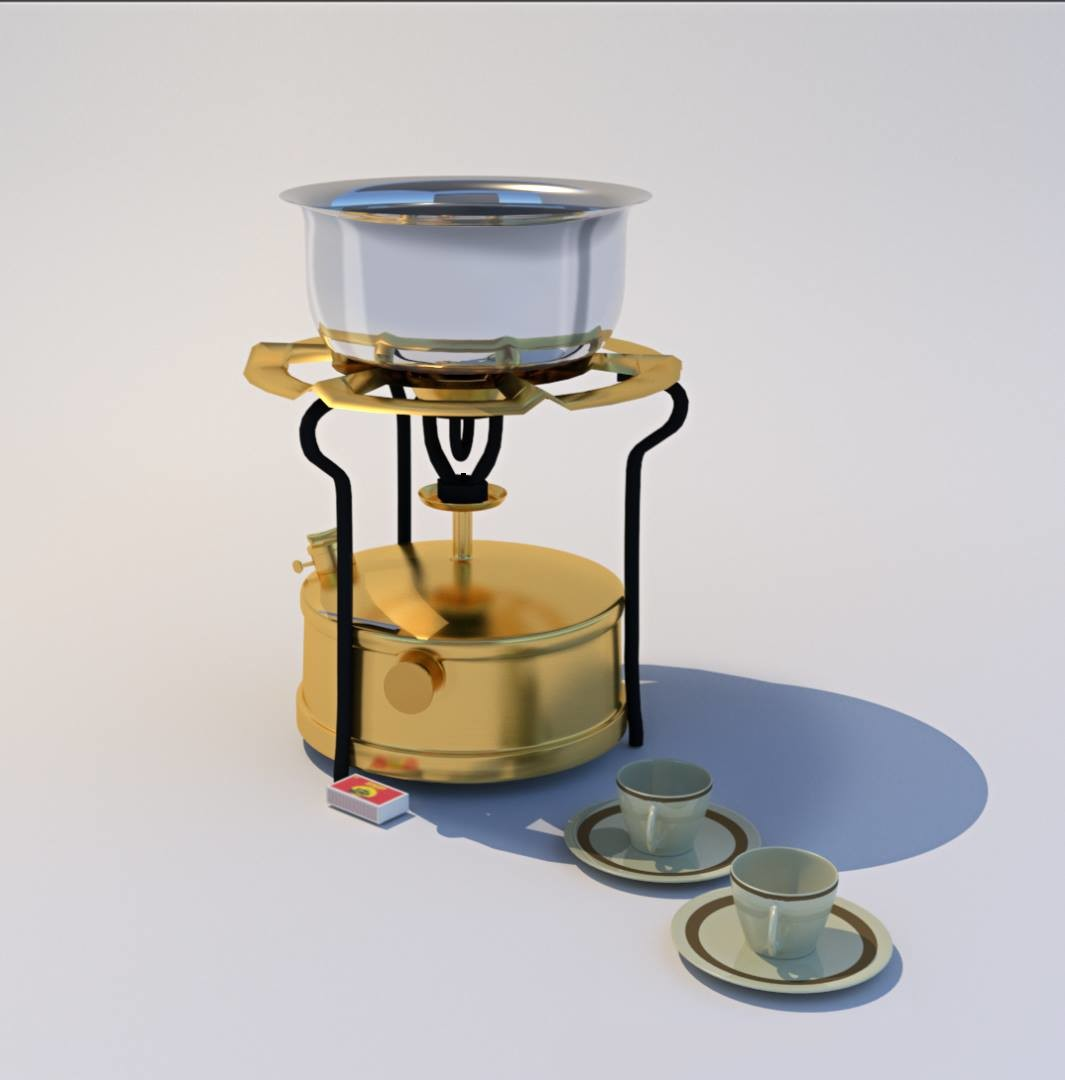 Rajesh sawant stove