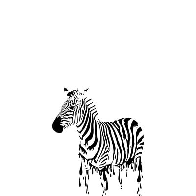 Rajesh sawant zebra global warming 02
