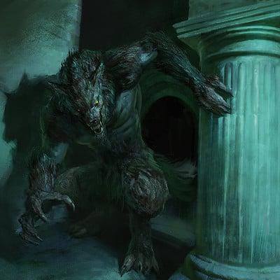 Antonio j manzanedo werewolf5
