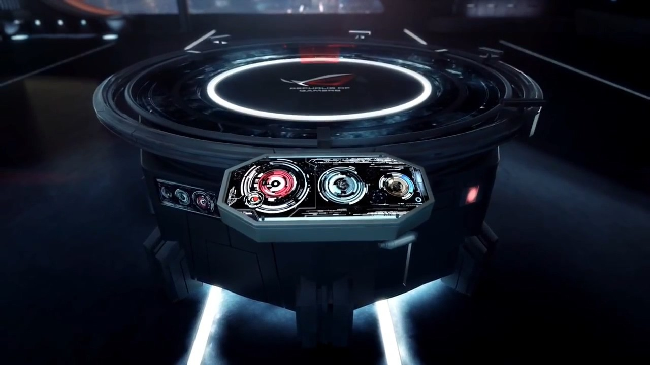 Thorns shine the new asus rog g750 break the barriers mp4 20170103 221336 253