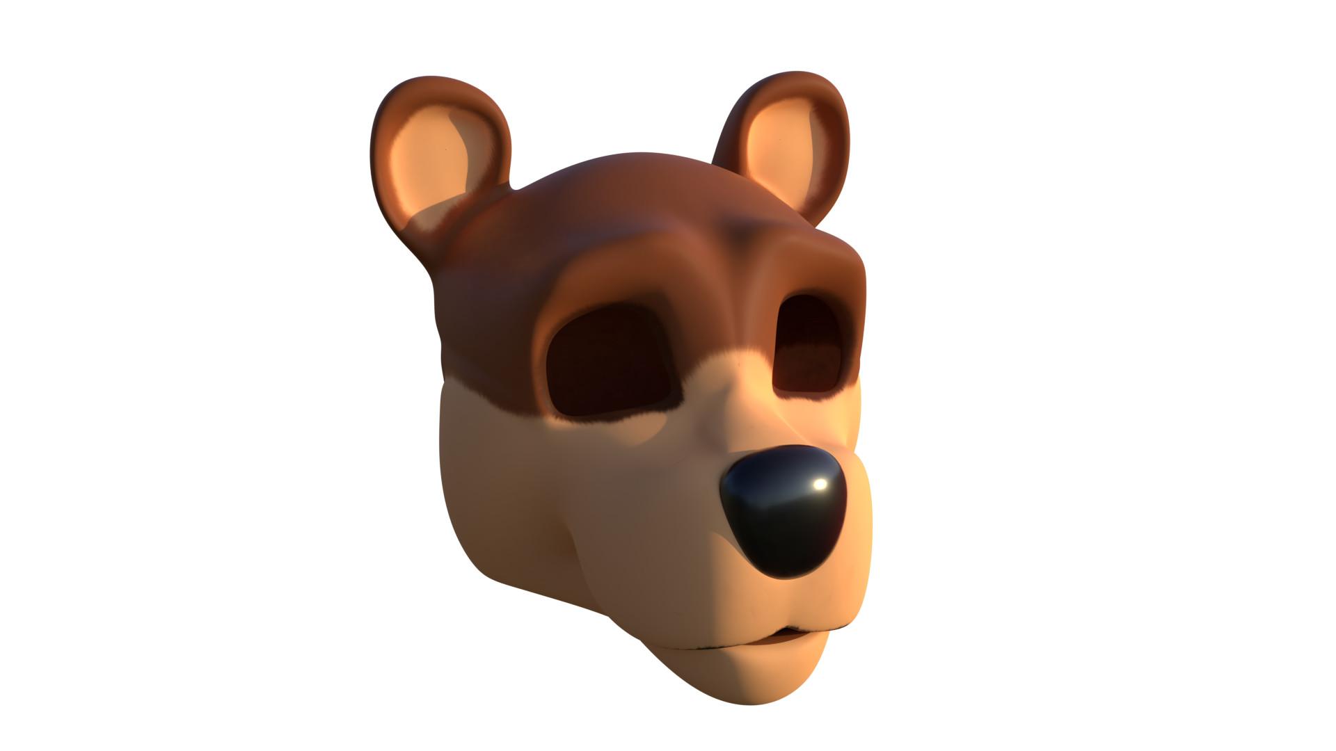 Michael Queen Anthro Bear Wip