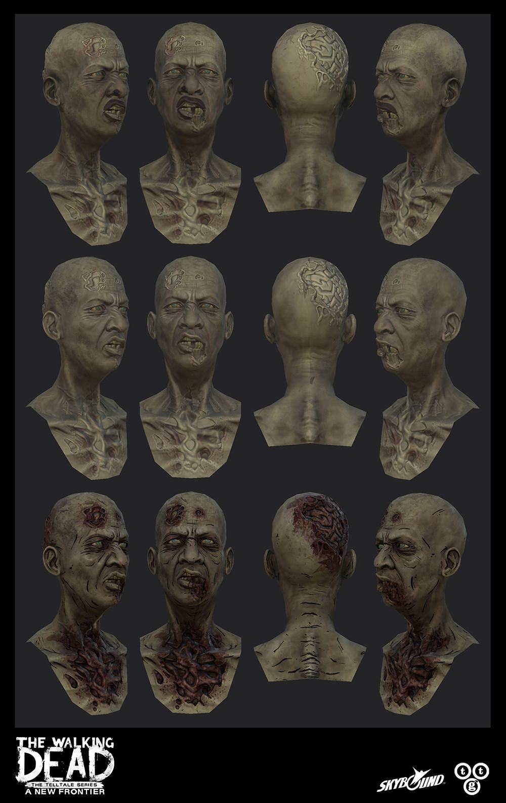 Jay susuico jsusuico wd3 zombiehead1
