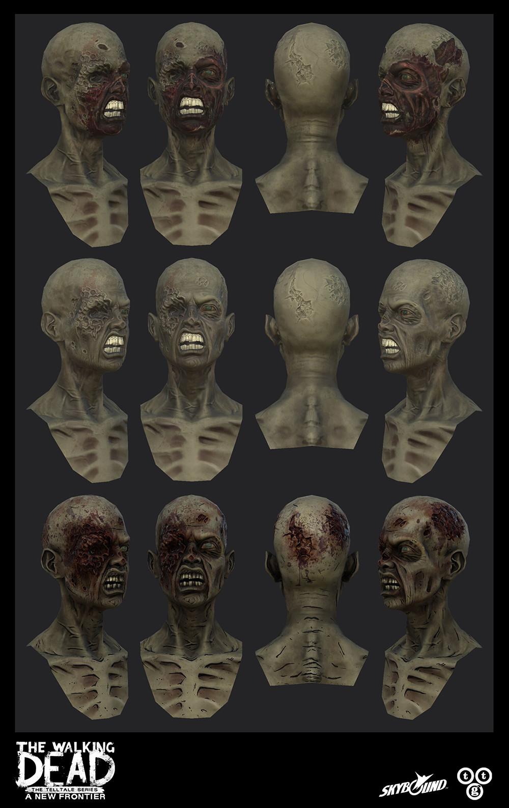 Jay susuico jsusuico wd3 zombiehead2