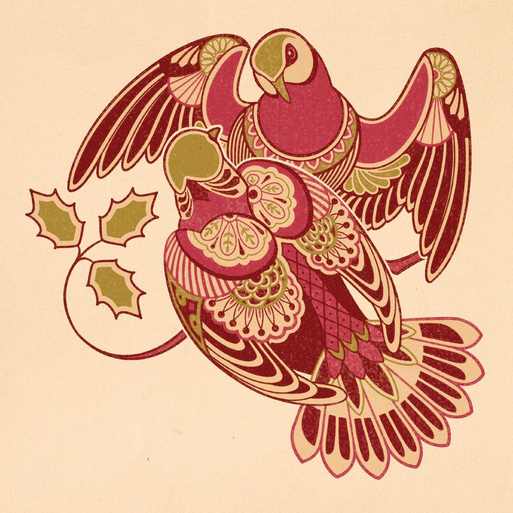 Tinctorium pigeons