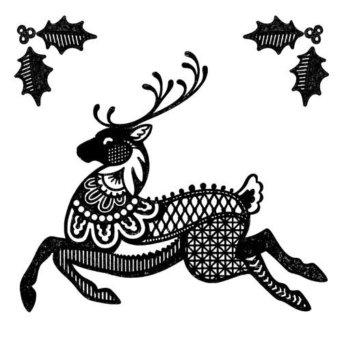 Tinctorium deer