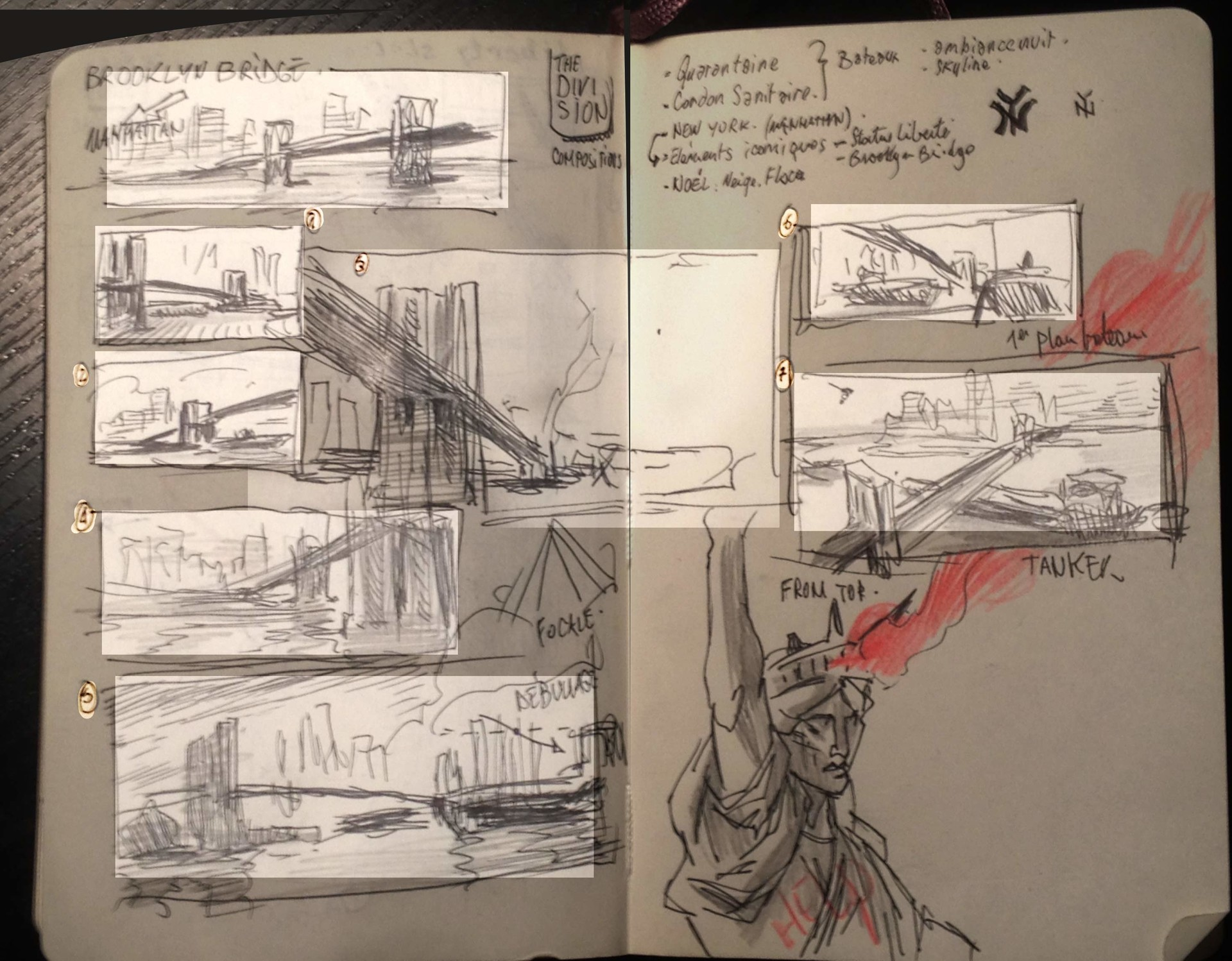 Aleksi briclot ubisoft thedivision composketch brooklynbridge sketches01