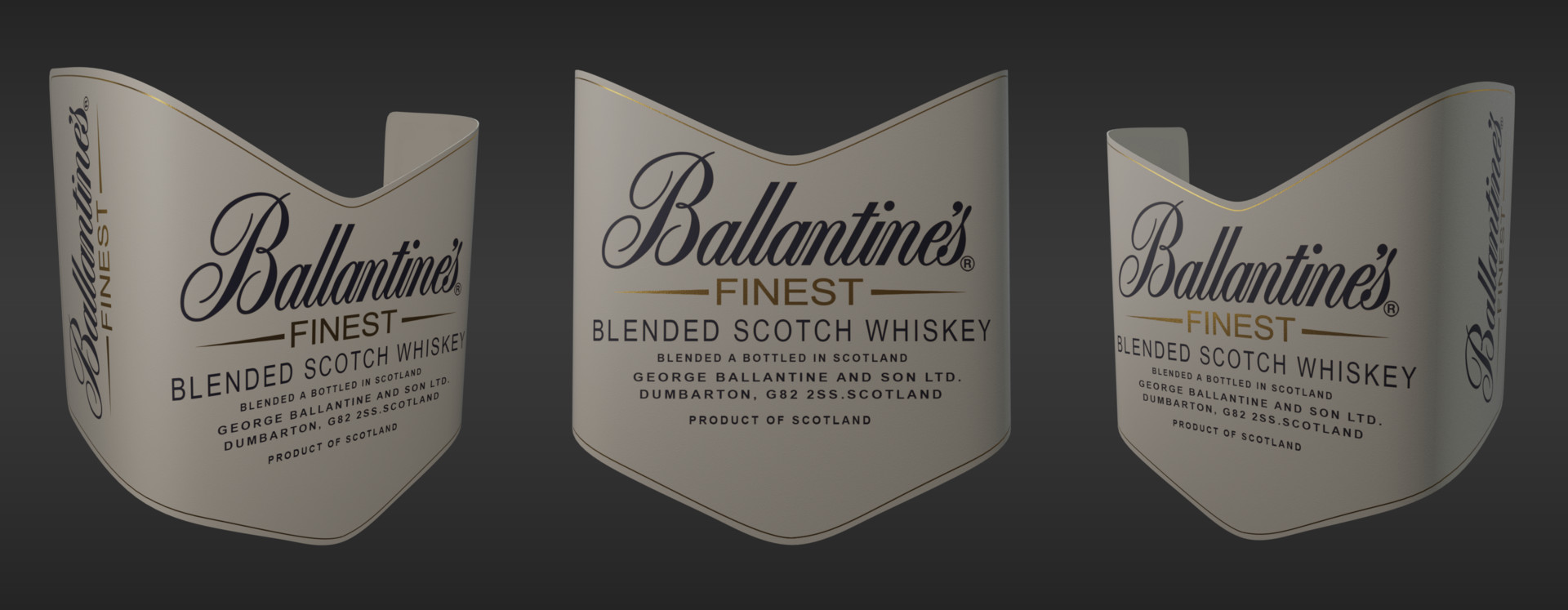 Ravissen carpenen ballantine render test