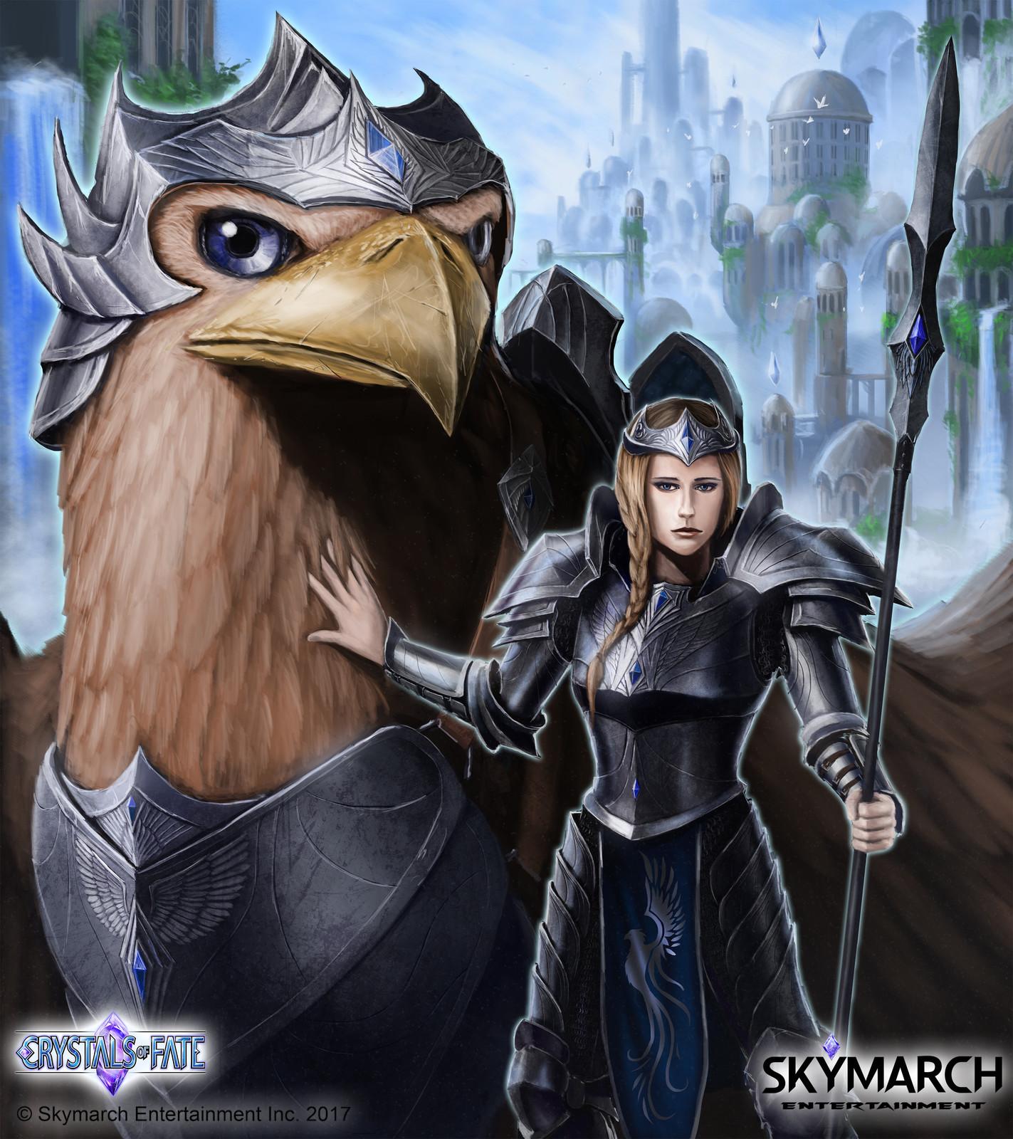 Sky Talon Knight