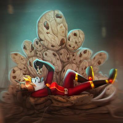 Marie razny senatore cookie apocalypse by the magpie dbe8rl5