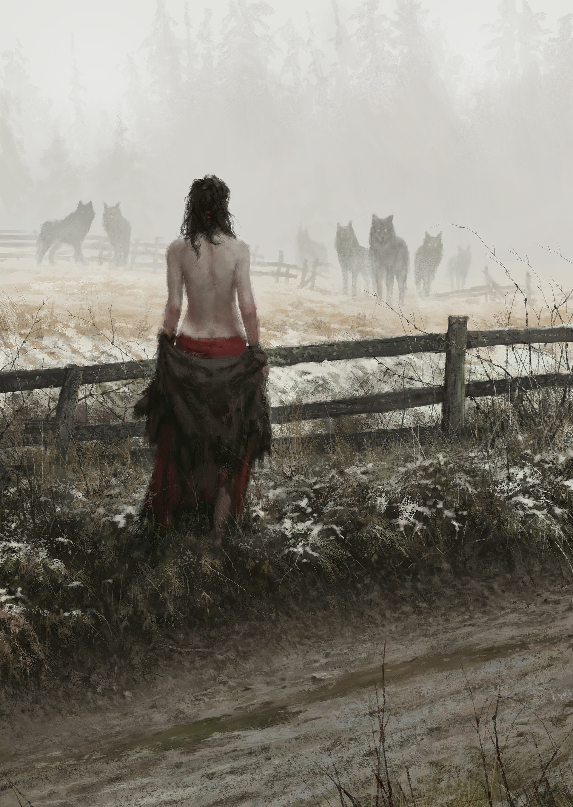 Jakub rozalski true natures