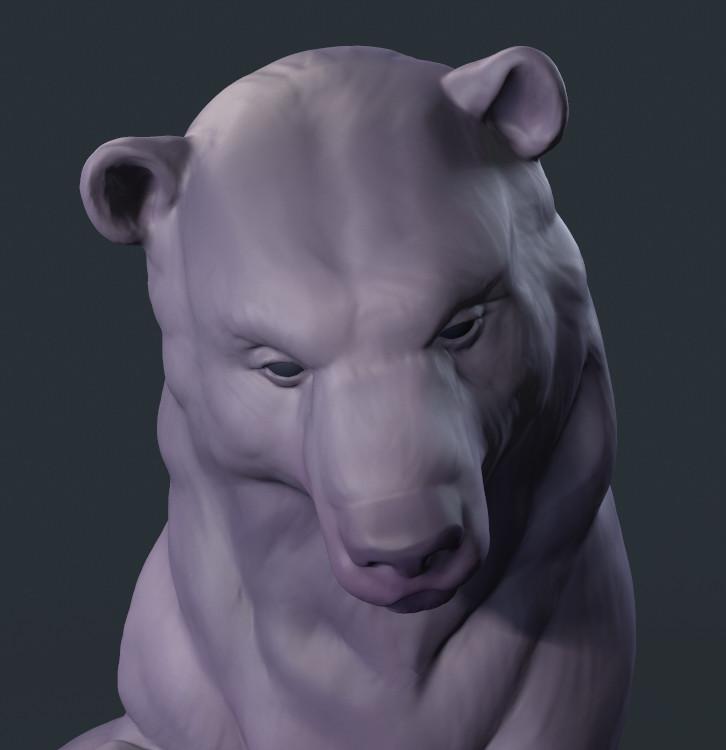Samantha bean sambean bear ab