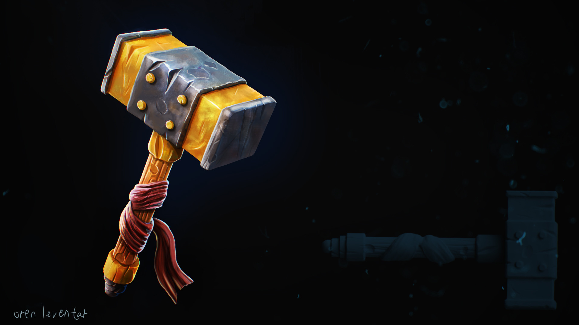 Oren leventar hammer web