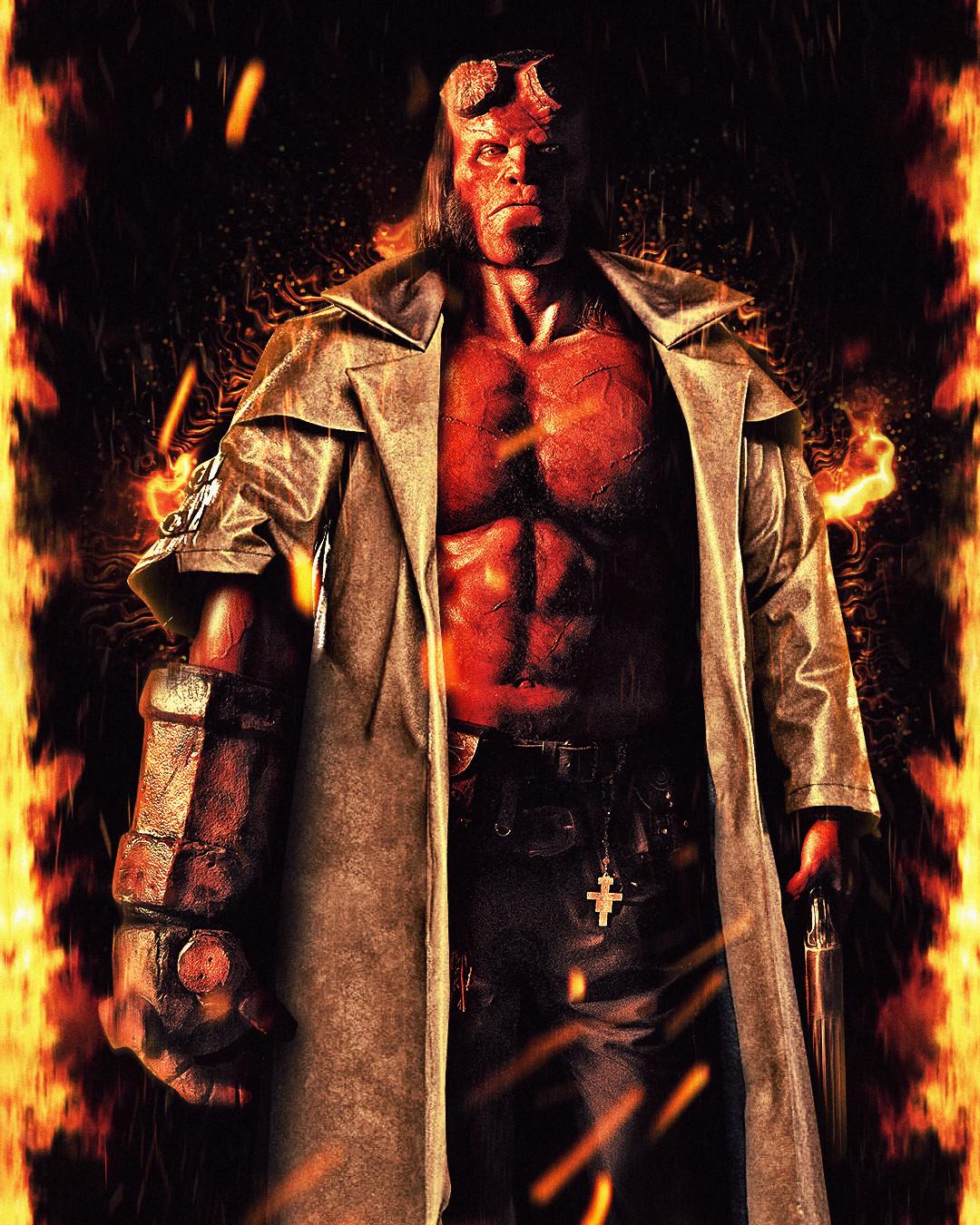 Hellboy Reboot, Nick Tam