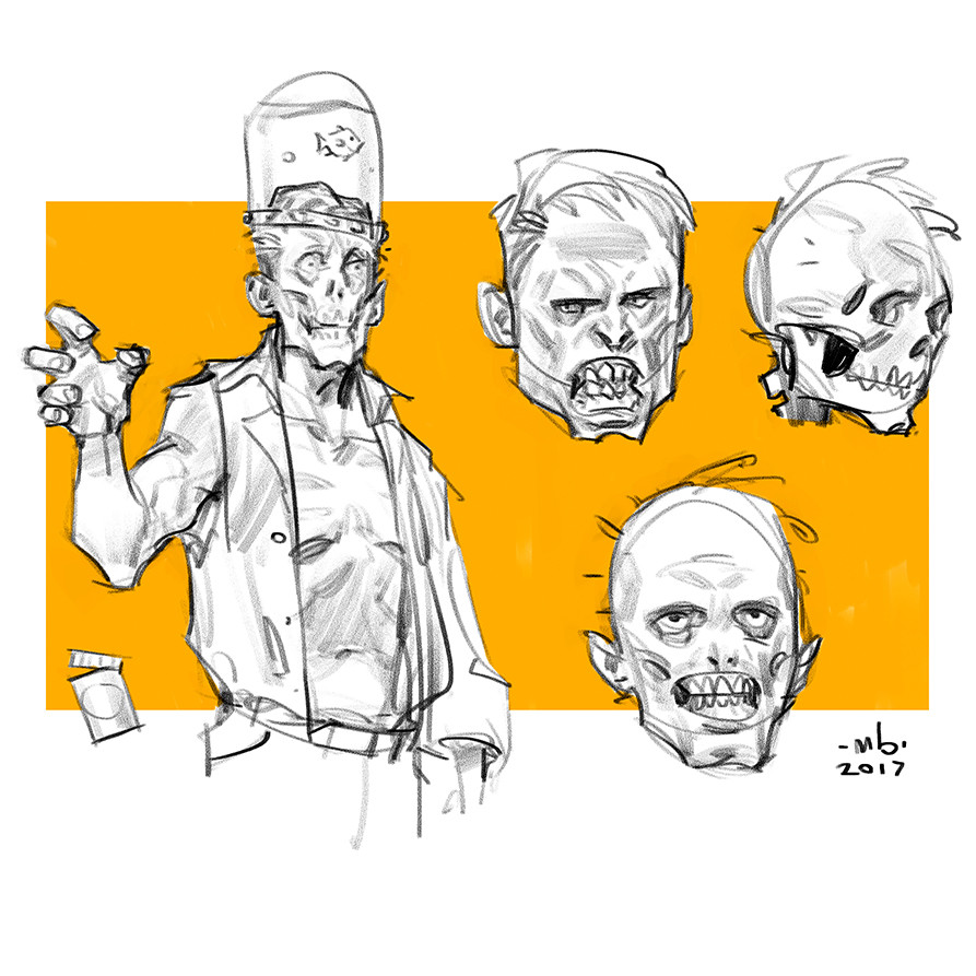 Borislav mitkov zombies01