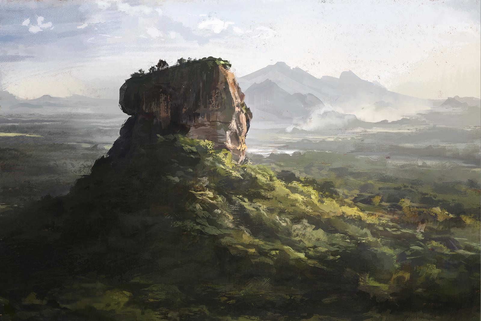 Lion's Rock Study