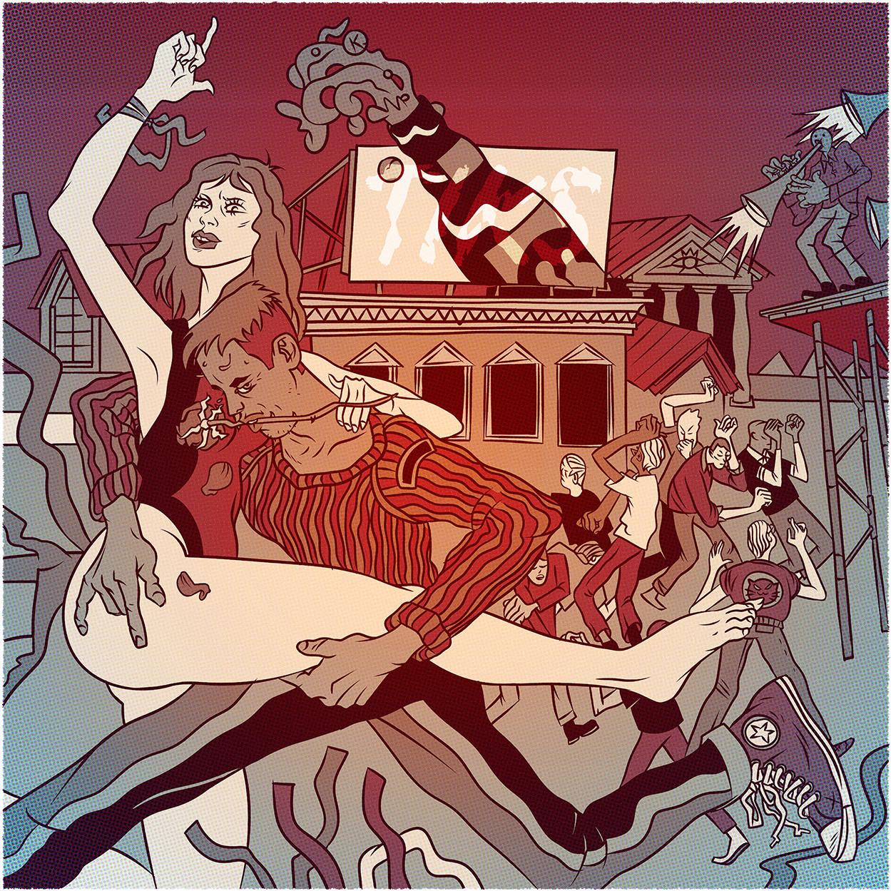 Kaspar tamsalu illustratsioon