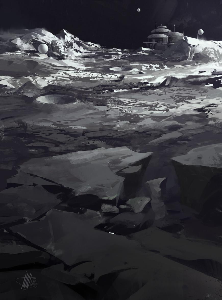 Sina pakzx kasra life on the moon