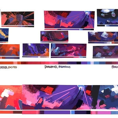 Ben kim color script keys copy