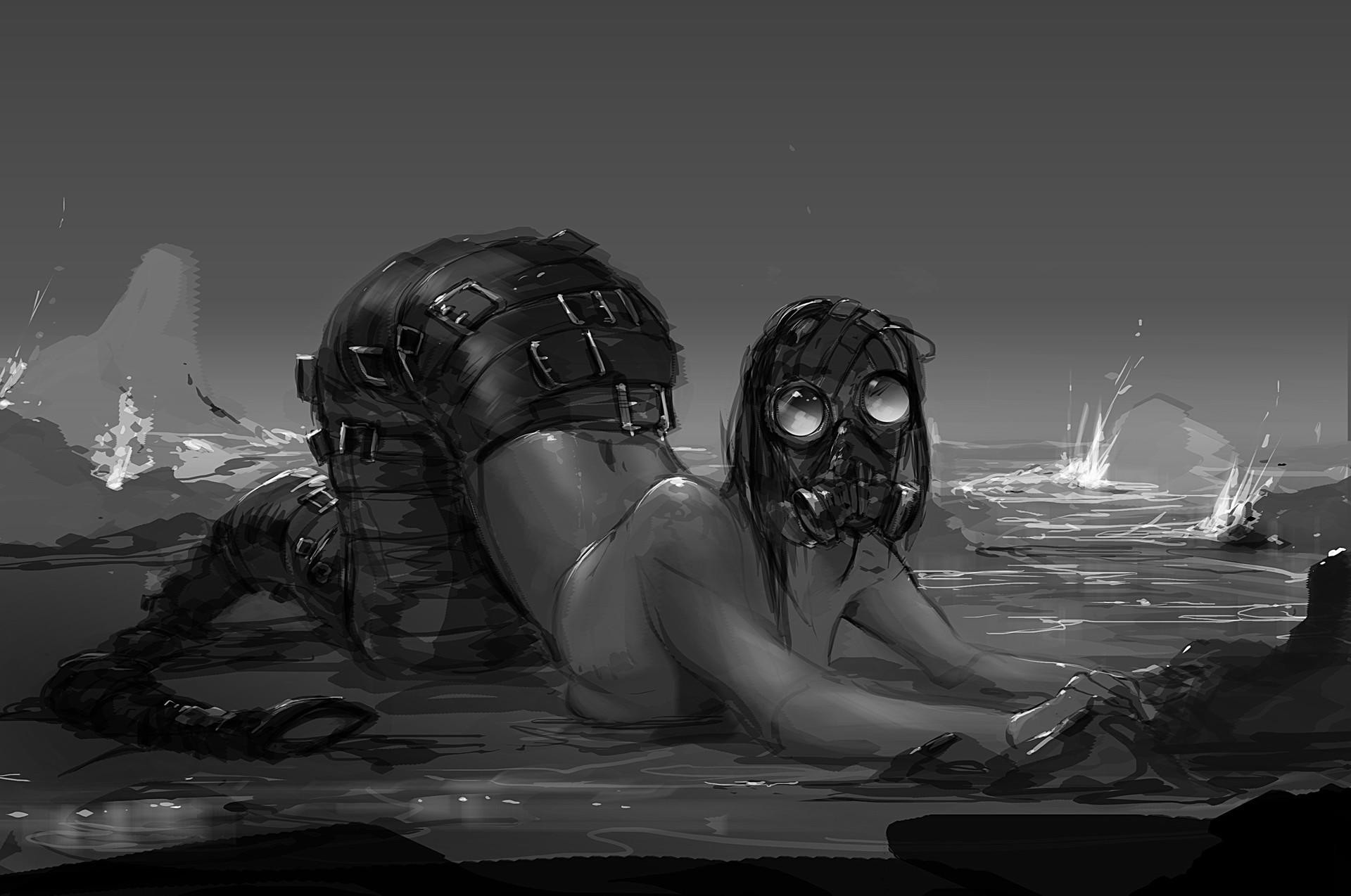 Fragoulis garoufalis mermaid 001