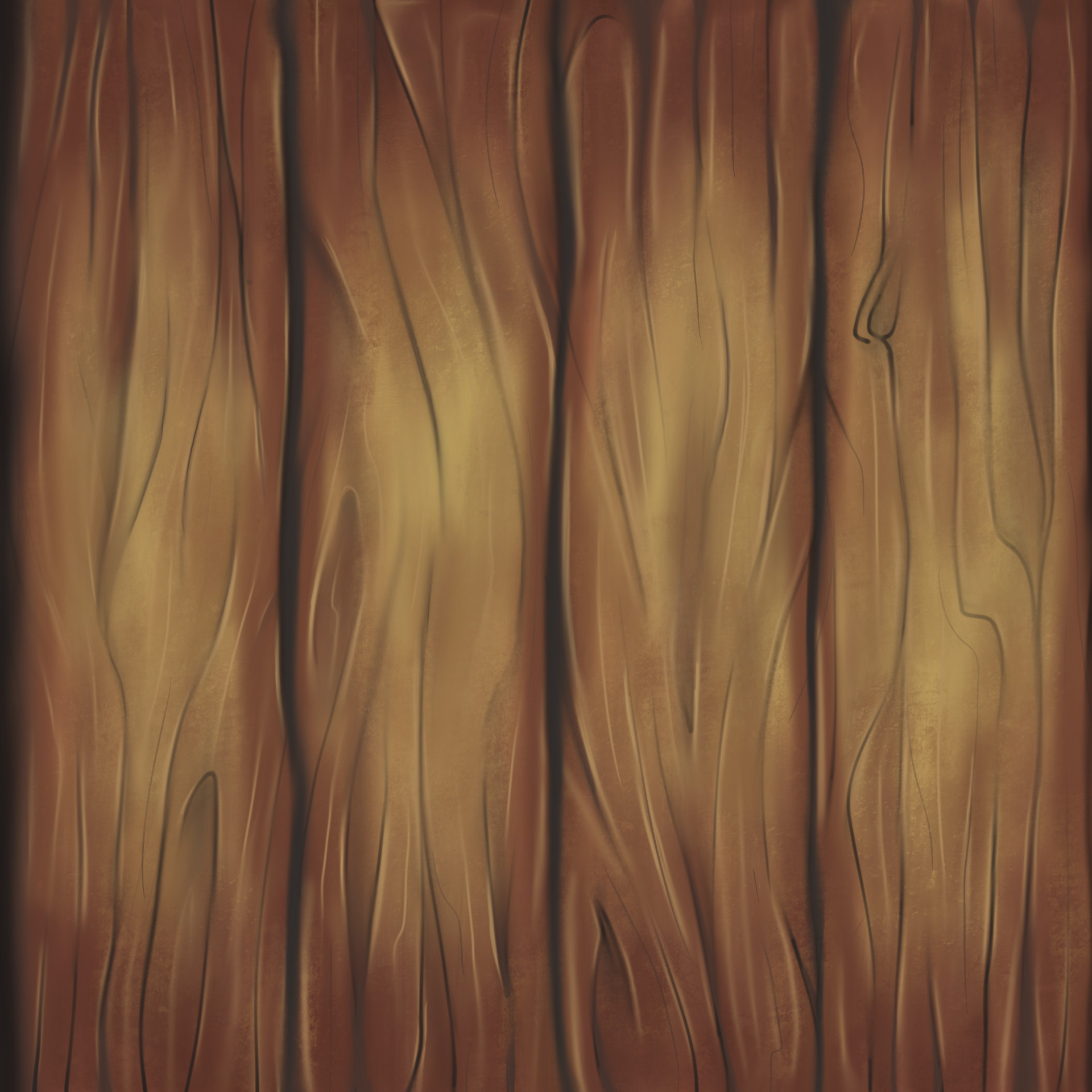 ArtStation Hand Paint Wood Textures Altheia Frane