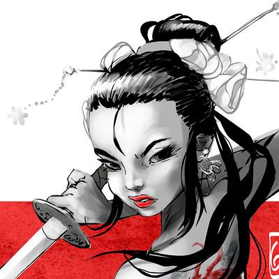 Josep giro torrens geisha