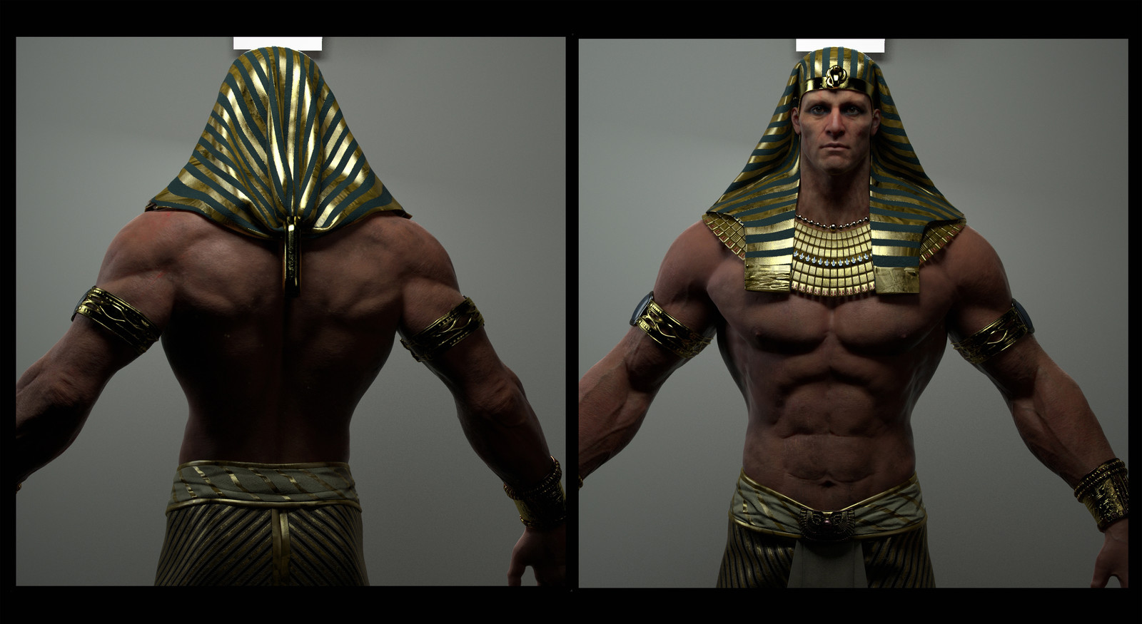 Horus character design