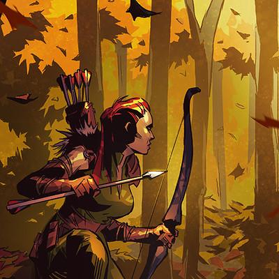 James daly autumn