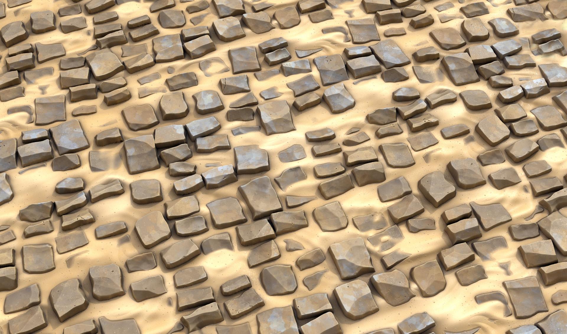 David decoster decoster sandy bricks tile clean